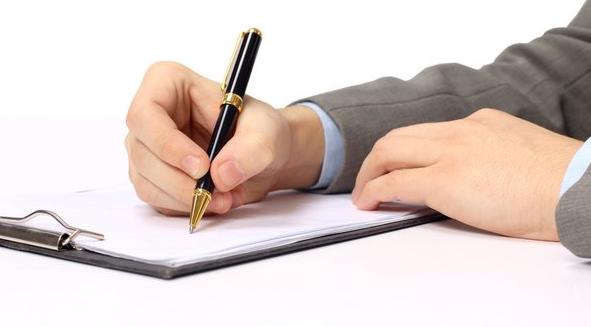 menulis surat permohonan