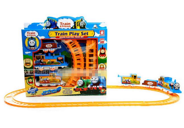 mainan kereta-keretaan