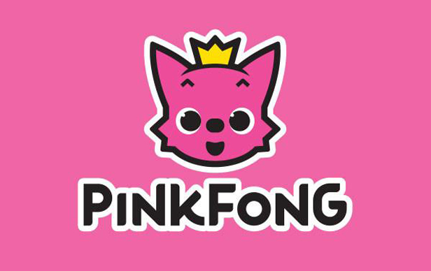 pink fong channel