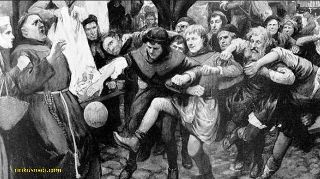 Sejarah Singkat Sepakbola eropa