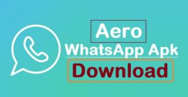 Free Download Whatsapp Aero Mod Versi Terbaru