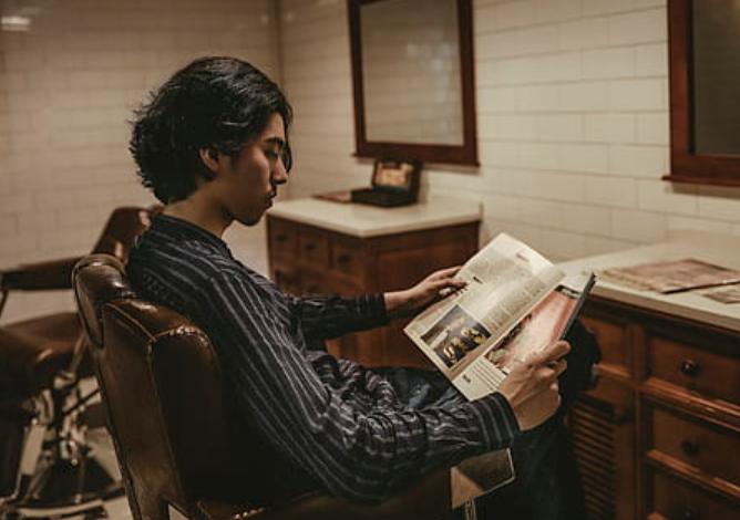 menghidupkan hobi membaca