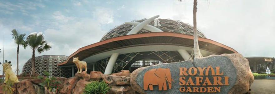 hotel royal safari garden cisarua bogor