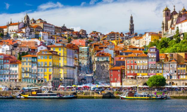 travel ke portugal